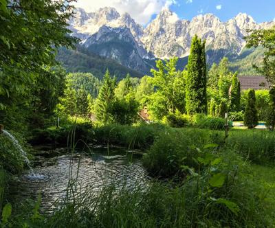 kranjska gora, villa edelweiss