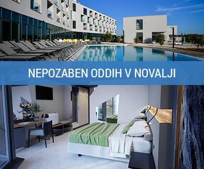 Hotel Olea 4*, Novalja