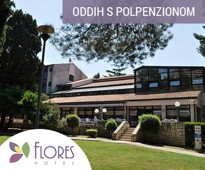 Hotel Flores 4* Porec