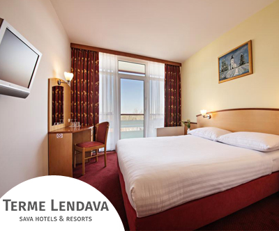 3-dnevni paket v Termah Lendava; Hotel Lipa 3*