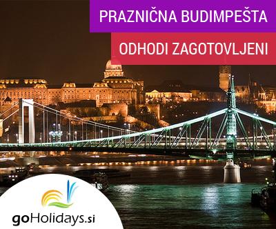 Praznicna Budimpešta