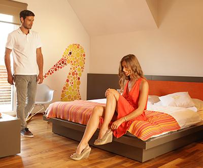 Odlicen oddih v design boutique hotelu SONCNA HIŠA