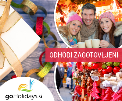 Božickova pošta v Christkindlu in slikoviti Steyr