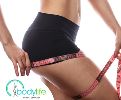 Paket limfnih drenaž v centru Bodylife (2x po 40 min)