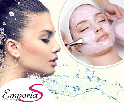 Vrhunska nega obraza v Salonu lepote EmporiaS