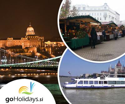 2-dnevni izlet v adventno Budimpešto z goHolidays!