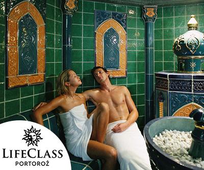 Nepozaben oddih za 2 s savnanjem v Lifeclass hotelih 4*