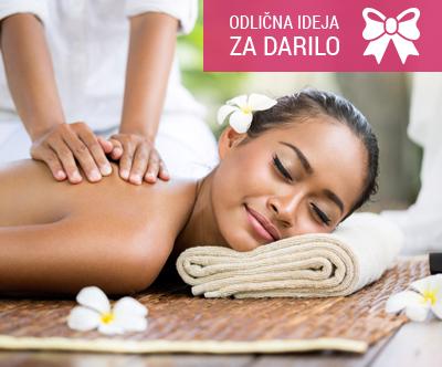 Tajska masaža, 50 min