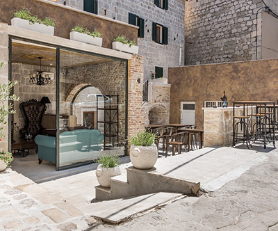 Sredozemska pravljica v Heritage Palace Varošu v Splitu