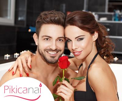 Romanticno razvajanje za 2 osebi (savna, jacuzzi)