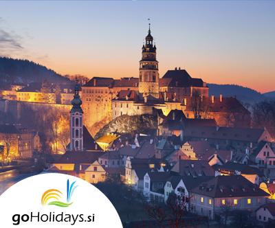 Salzburg in južna Ceška v adventnem casu z goHolidays!