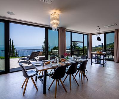 Villa The View Opatija