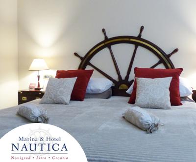 Razkošen paket za 2 osebi v hotelu Nautica 4*