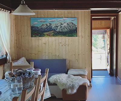 Popoln 3-dnevni oddih v koci Tisa na Veliki Planini