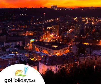 Za novo leto v moravsko prestolnico z goHolidays!