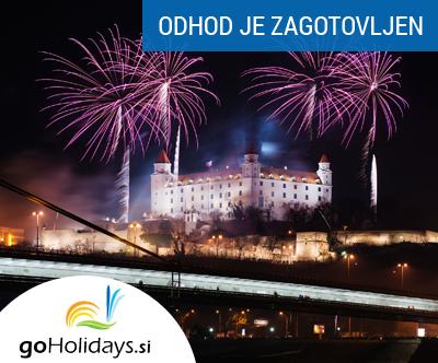 Novoletni izlet v Bratislavo in na Dunaj z goHolidays!