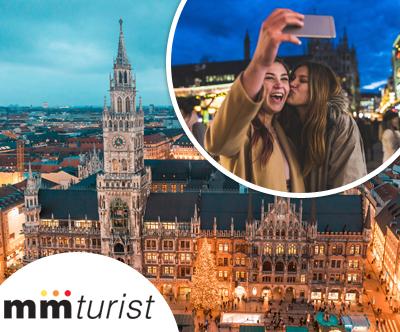 Praznicni izlet v bavarsko prestolnico z M&M Turist!