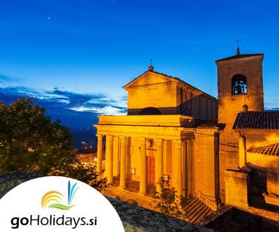 Adventni San Marino 2 dni