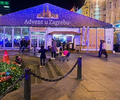 Praznicni izlet in ogled mesta Zagreb z goHolidays!