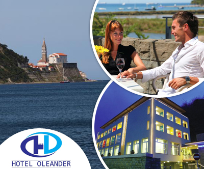 Pobeg na Obalo v manjši in sodobno opremljen hotel 3*