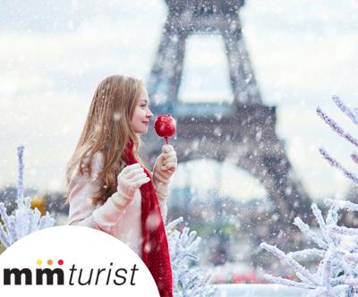 5-dnevni izlet v praznicni Pariz z M&M Turist!