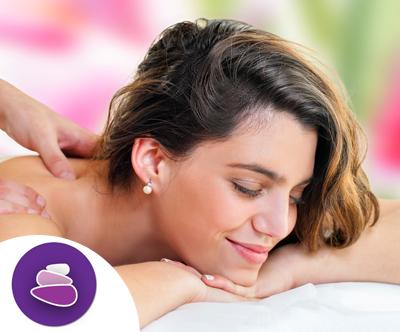 Terapevtska masaža hrbta, 30 min