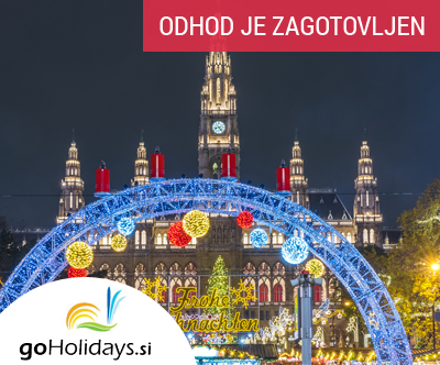 Adventni vikend na Dunaju z goHolidays!