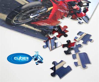 Sestavljanka (puzzle) z vašo fotografijo, format A3