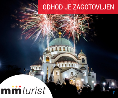 Novoletni Beograd, 3 dni