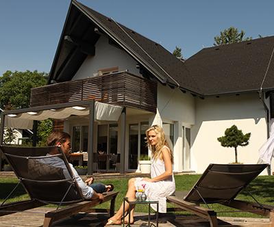 Sončna hiša