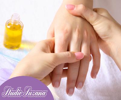 Refleksnoconska masaža stopal v Studiu Suzana