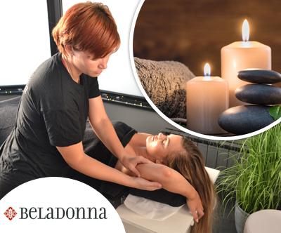Švedska, sprostivena masaža (60 min)