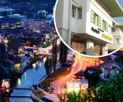 3-dnevni oddih za 2 osebi v Hotelu Hayat