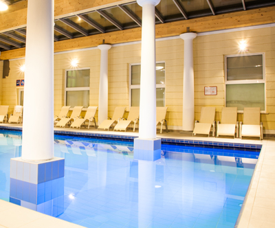 Popoln wellness paket v Hotelu Slovenija 4*