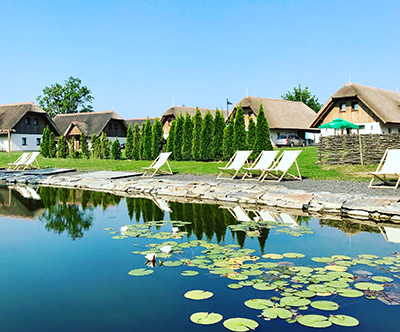 Popoln oddih sredi Prekmurja, v prelepi Panonski vasi