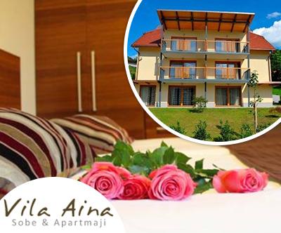 2-dnevno romanticno razvajanje za 2 v Vili Aina 3*
