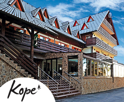 Ski open Kope