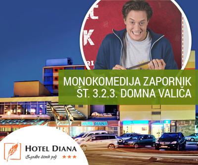 Hotel Diana 3*, Prekmurje