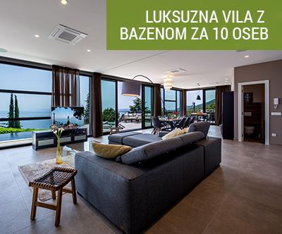 Villa The View, Opatija