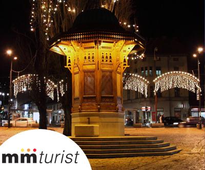 3-dnevni novoletni izlet v bosansko prestolnico