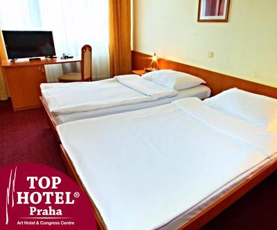 Popoln 3-dnevni oddih za 2 v pravljicni Pragi