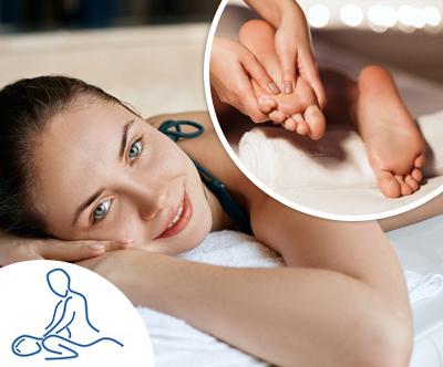 Celovita masaža 3 v 1, v Svetu Terapij (60 min)