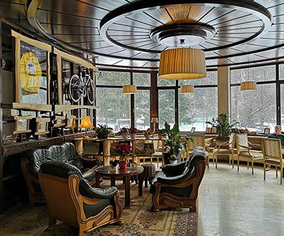 Popoln oddih s polpenzionom v Hotelu Ribno 3*