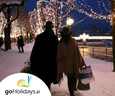 Salzburg in München v adventnem casu z goHolidays!
