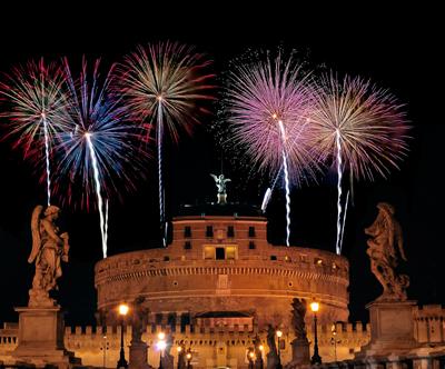 Novoletni Rim 4 dni