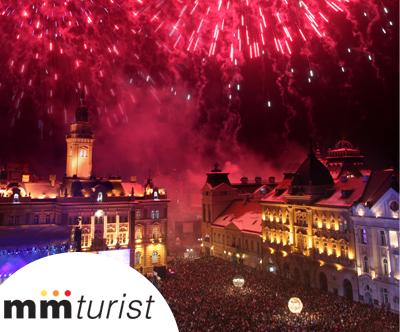 Nepozaben 3-dnevni novoletni izlet v Novi Sad!