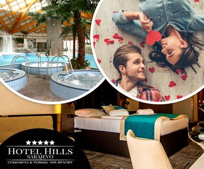3-dnevni wellness oddih v luksuznem Hotelu Hills 5*