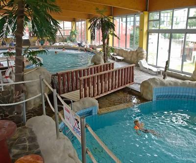 Oddih na slovenski obali v Aquapark Hotelu Žusterna 3*