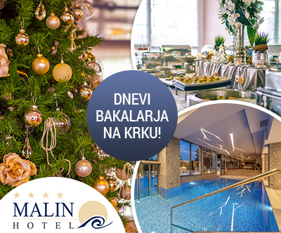 3-dnevni decembrski oddih v Hotelu Malin na Krku