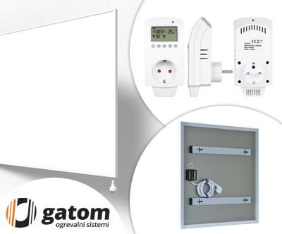 IR grelni panel IC-600 W + GRATIS termostat
